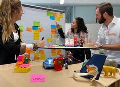 Mit Design Thinking nachhaltige Lösungen entwickeln